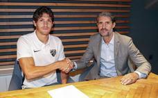Gustavo Blanco, nuevo jugador del Málaga