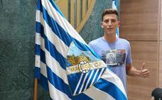 Pau Torres: «El Málaga era una opción irrechazable»