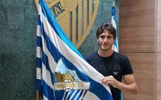 Gustavo Blanco: «Desde chico me gustó el Málaga»