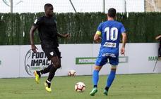 Imágenes del partido Málaga - Córdoba disputado en el Marbella Football Center