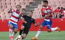 El Málaga gana el Trofeo Ciudad de Granada