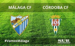 Amistoso Málaga - Córdoba
