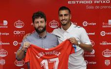 Luis Muñoz se marcha cedido al Córdoba