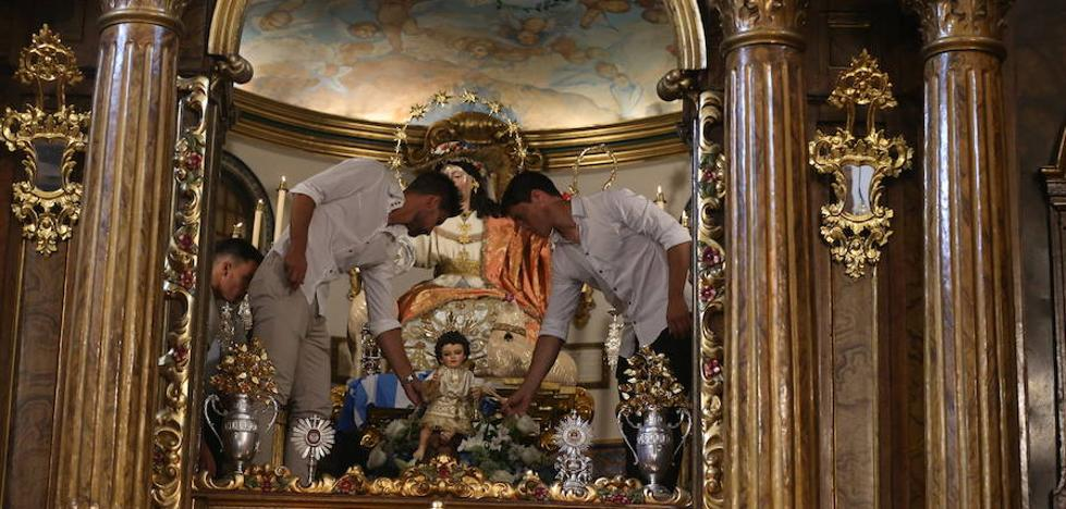 Muñiz releva a los capitanes del curso pasado y elige a Ricca, Adrián y Lacen