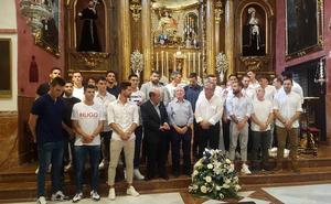 El Málaga pide el ascenso a la Pastora