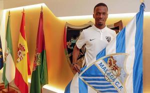 El Málaga alcanza con el delantero Koné la decena de caras nuevas