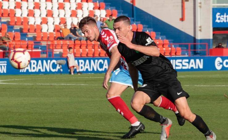 El Málaga empieza la temporada con victoria ante el Lugo