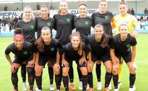 El Málaga femenino pierde en un simulacro de Primera División