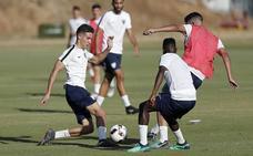 Un Atlético Malagueño aún por perfilar