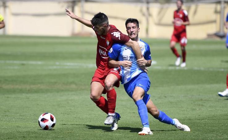 El Malagueño cae en su debut en Segunda B (0-1)