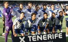 Así viene el Tenerife: Ni gana, ni pierde
