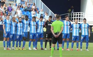 Puntuaciones uno a uno de los jugadores del Málaga tras la victoria ante el Córdoba
