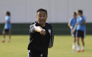 Antonio Contreras: «Algún día jugaremos en La Rosaleda»