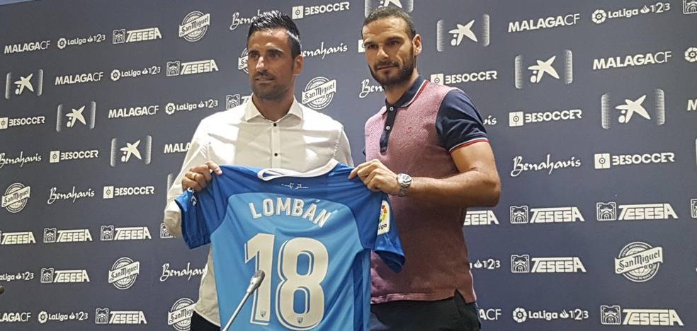 Lombán: «El proyecto del Málaga era muy bonito»
