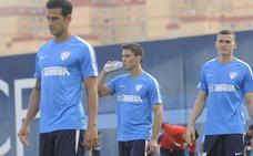 El Málaga brilla desde la defensa