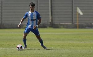 Álvaro e Iván Jaime, con la selección sub-19