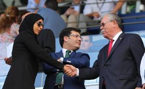 Hamyan Al-Thani, la mujer de confianza