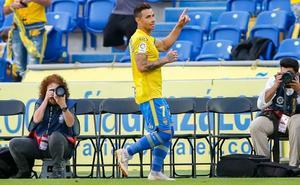 Rubén Castro, el máximo goleador de la categoría, entre otras amenazas canarias