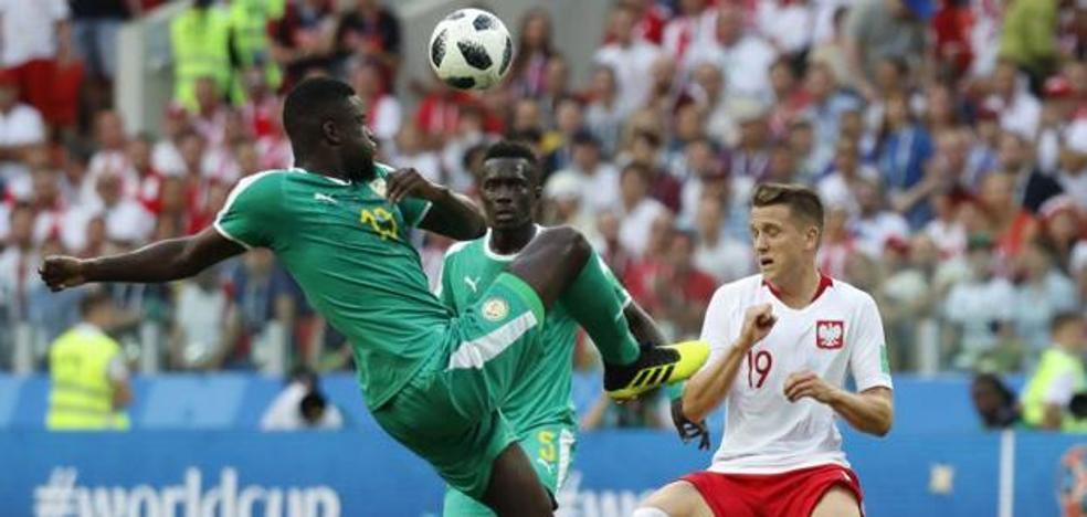 N'Diaye, citado otra vez por Senegal