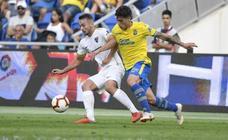 Las mejores imágenes de Las Palmas 1-0 Málaga