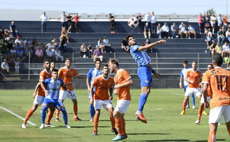 El Atlético malagueño cae 0-2 ante el Cartagena