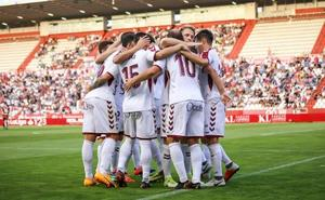 Puntería y debilidad defensiva, los pros y contras del Albacete, próximo rival del Málaga