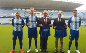 La Diputación aporta 150.000 euros al Málaga