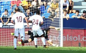 Blanco:«Los dos goles son importantes; si no hago el primero, no hay empate»