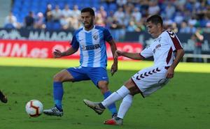 Vídeo | Resumen y goles del Málaga 2-1 Albacete