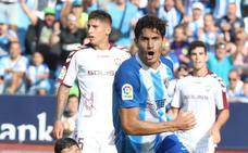 El Málaga, más puntos que en toda la pasada campaña