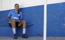 María Ruiz, el gol con acento malagueño
