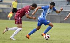 Primer punto del Atlético Malagueño en nueve jornadas