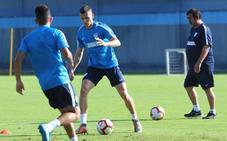 Héctor acecha a Harper en el Málaga