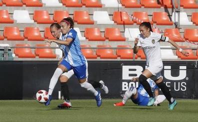 El Málaga femenino se muda a Coín
