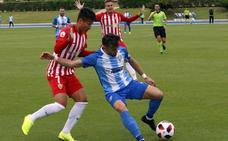 El Malagueño vuelve de Almería otra vez sin premio