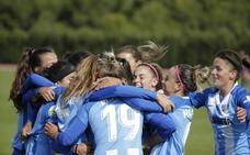 El Málaga pierde ante el Granadilla (1-3)