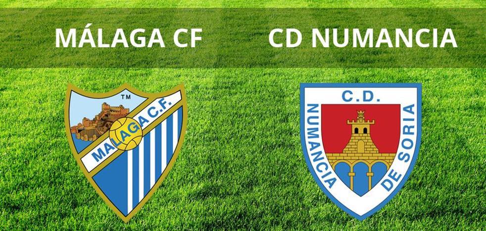 Directo | Málaga - Numancia