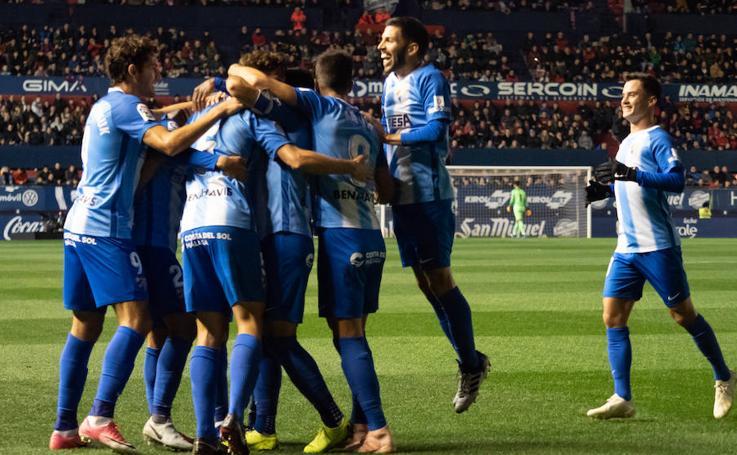 Los mejores momentos del Osasuna-Málaga