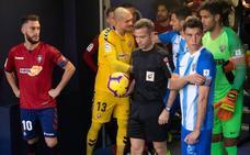 El jeque llama «ciego» al árbitro de Pamplona y se expone a una nueva multa