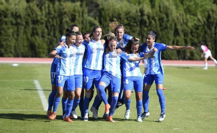 Las mejores imágenes del Málaga - Madrid (2-1)