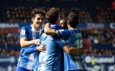 El derbi del Málaga ante el Granada, el sábado 1 de diciembre