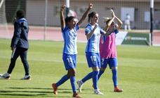 El Málaga femenino llega al parón de selecciones con los deberes hechos