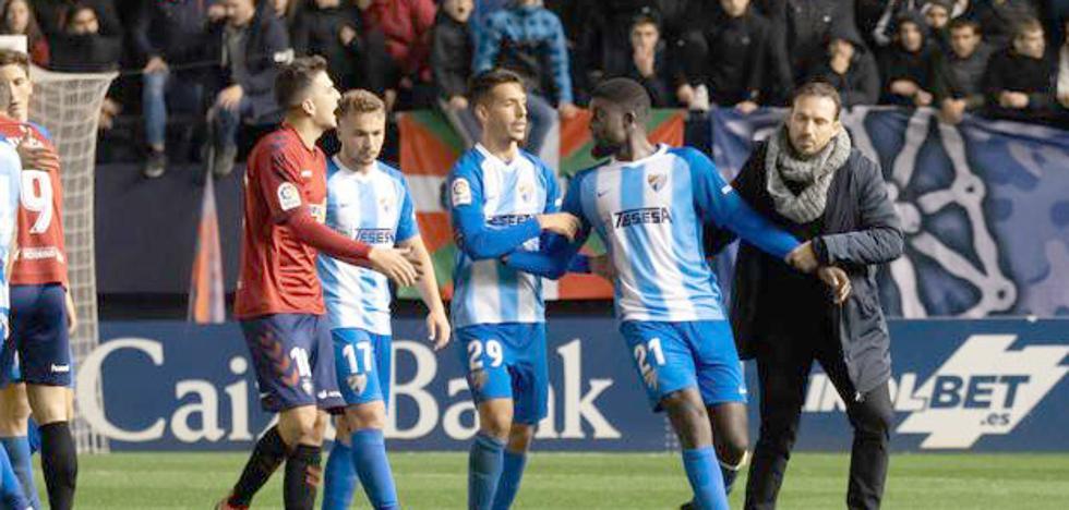 Blanco podrá jugar en Gijón; N'Diaye, un partido de sanción