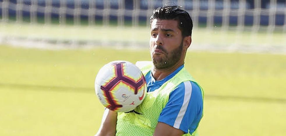Luis Hernández, con una rotura de tendón, no jugará hasta enero