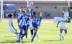El Málaga femenino vuelve a la Liga Iberdrola ante el Levante