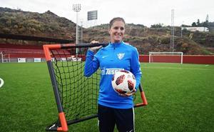 Adriana: «Tengo un nuevo papel en el equipo»