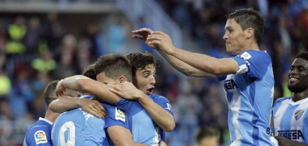 ¿Qué necesita el Málaga para seguir líder?
