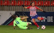 El Atlético de Madrid deja de estar invicto y el Sevilla se une a la cola de la Liga Iberdrola
