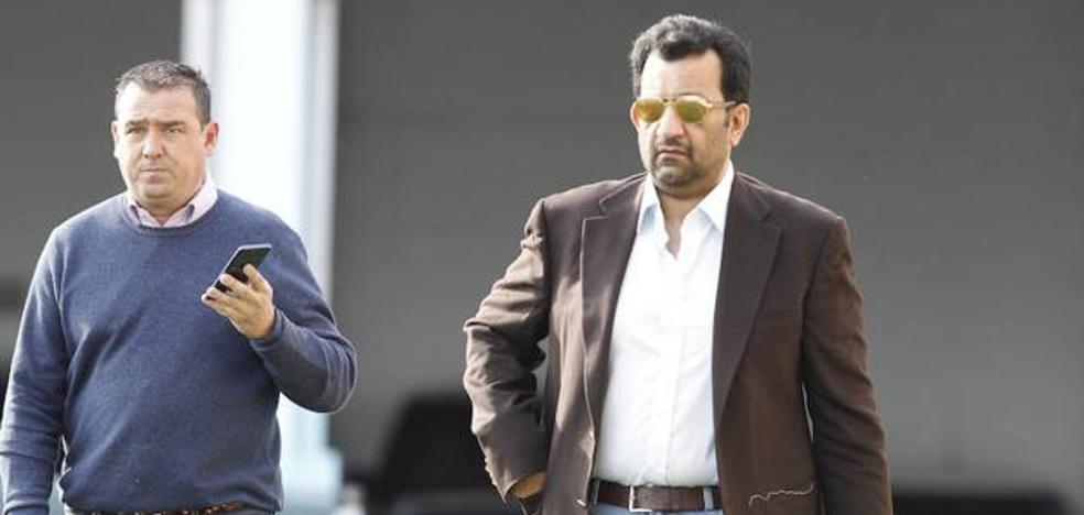 Al-Thani piensa ya en el regreso a Málaga