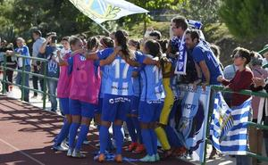El Málaga-Athletic, con tinte solidario